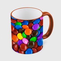 Цветные конфетки - интернет магазин Futbolkaa.ru