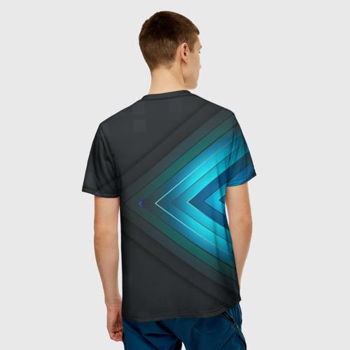 Мужская футболка 3D  Фото 02, Стрелки