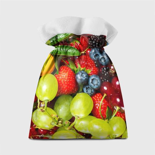 Подарочный 3D мешок  Фото 02, Вкусные ягоды