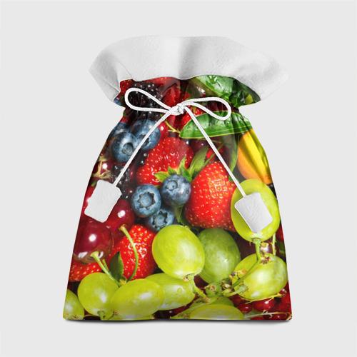 Подарочный 3D мешок  Фото 01, Вкусные ягоды