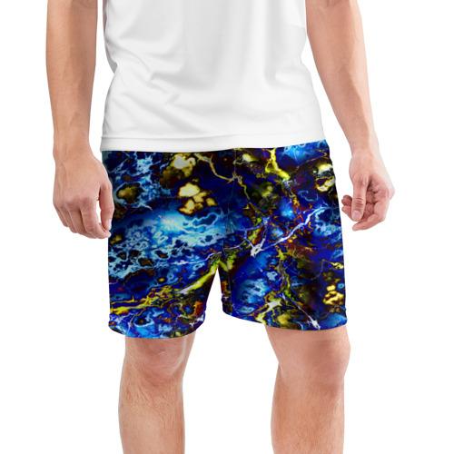 Мужские шорты 3D спортивные  Фото 03, Ток