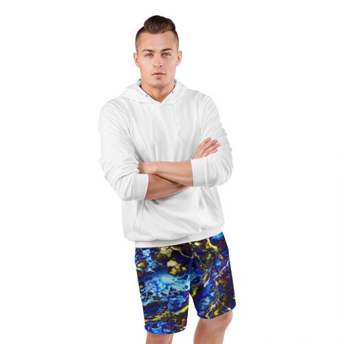 Мужские шорты 3D спортивные  Фото 05, Ток