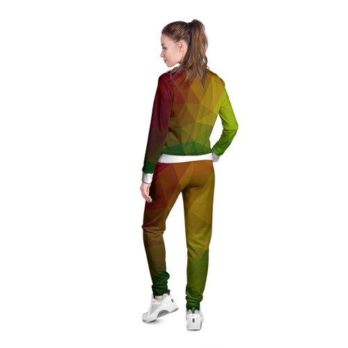 Женская олимпийка 3D  Фото 04, Абстракции