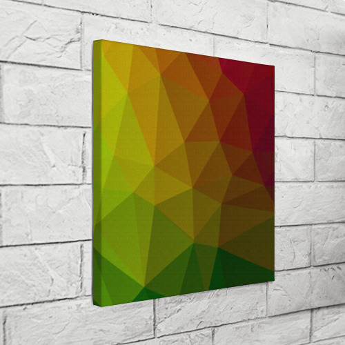 Холст квадратный  Фото 03, Абстракции