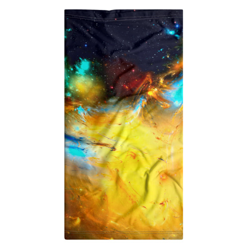 Бандана-труба 3D  Фото 07, Галактика