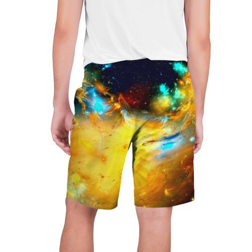 Мужские шорты 3D  Фото 02, Галактика
