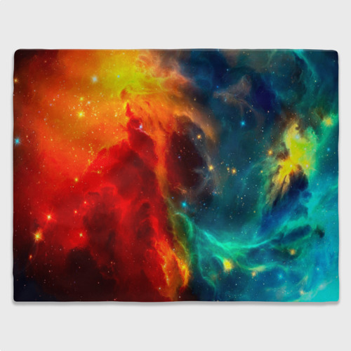 Плед 3D  Фото 03, Atlantis nebula