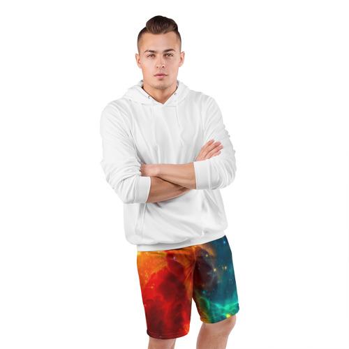 Мужские шорты 3D спортивные  Фото 05, Atlantis nebula