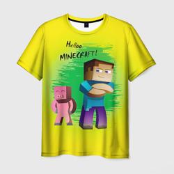 Helloo Minecraft