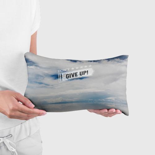 Подушка 3D антистресс Не сдавайся! Фото 01