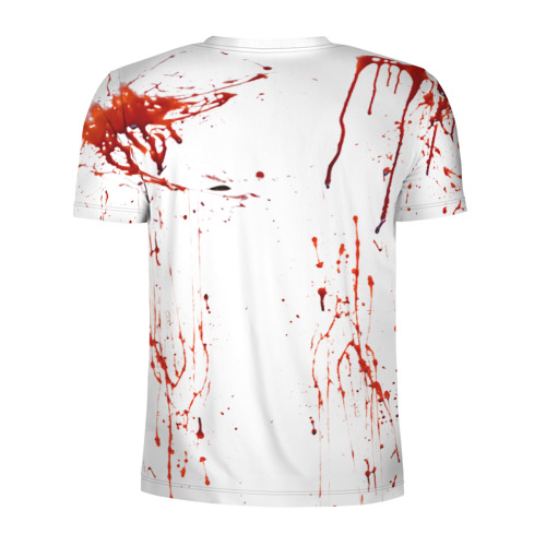 Мужская футболка 3D спортивная  Фото 02, Американский психопат