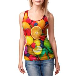 Ягоды и фрукты