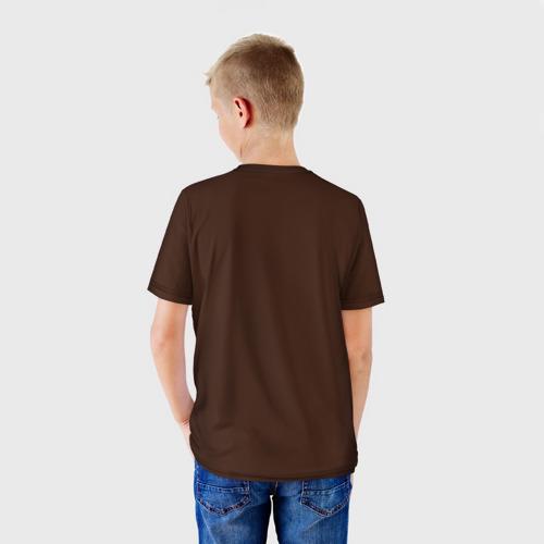 Детская футболка 3D  Фото 02, Max