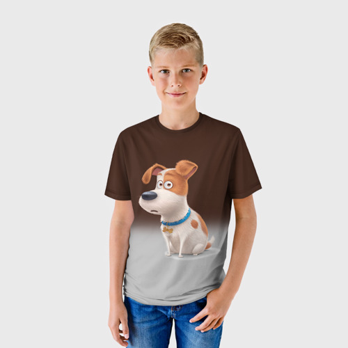 Детская футболка 3D  Фото 01, Max