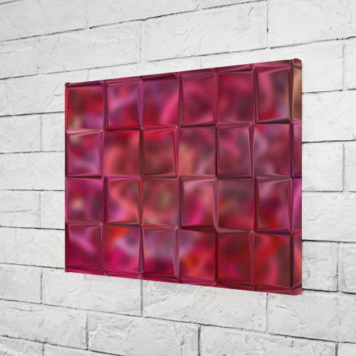 Холст прямоугольный  Фото 03, Магические кубики