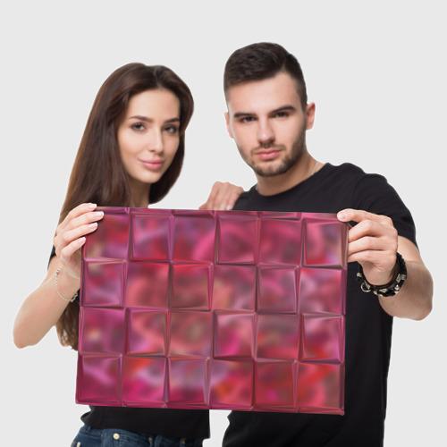 Холст прямоугольный  Фото 05, Магические кубики