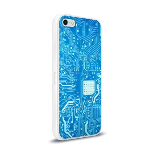 Чехол для Apple iPhone 5/5S силиконовый глянцевый  Фото 02, Системная плата