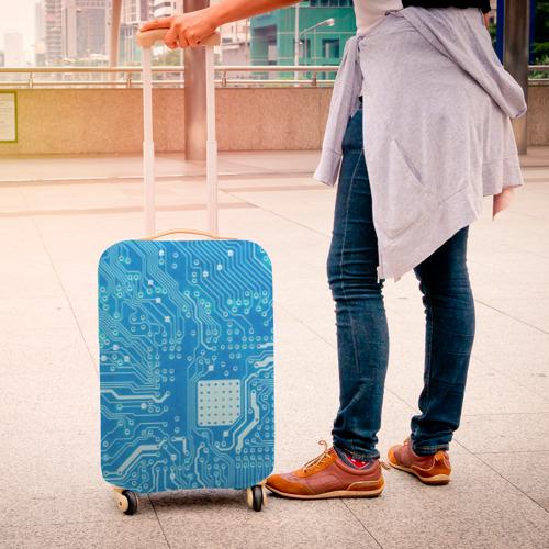 Чехол для чемодана 3D  Фото 04, Системная плата