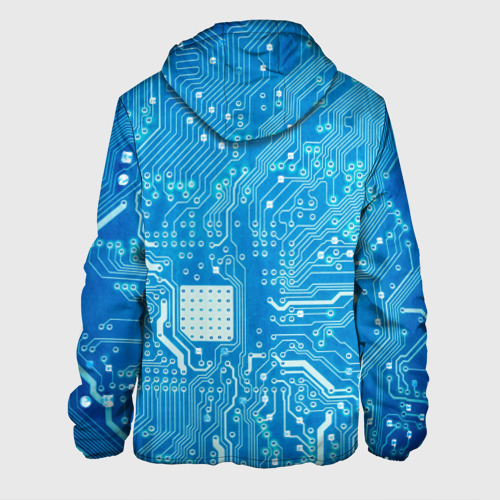 Мужская куртка 3D  Фото 02, Системная плата