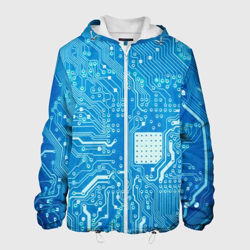 Мужская куртка 3D  Фото 01, Системная плата