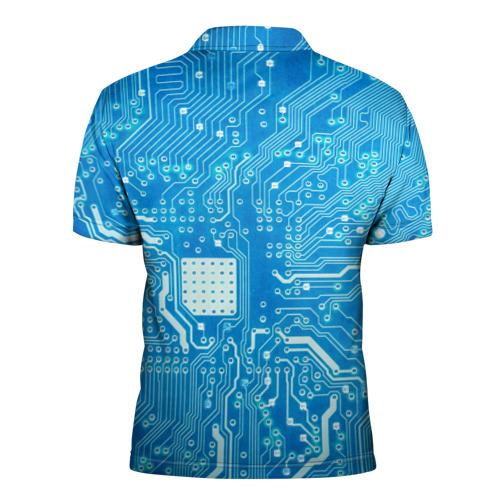 Мужская рубашка поло 3D  Фото 02, Системная плата