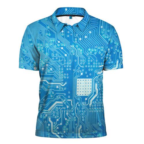 Мужская рубашка поло 3D  Фото 01, Системная плата