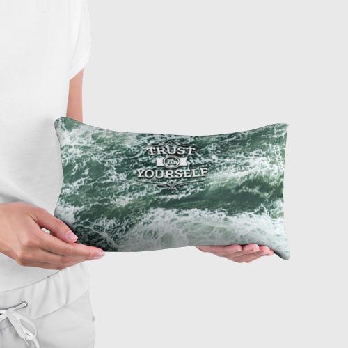 Подушка 3D антистресс Верь в себя Фото 01