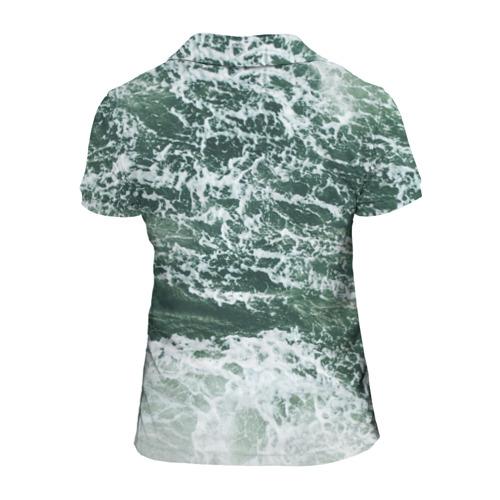 Женская рубашка поло 3D Верь в себя Фото 01