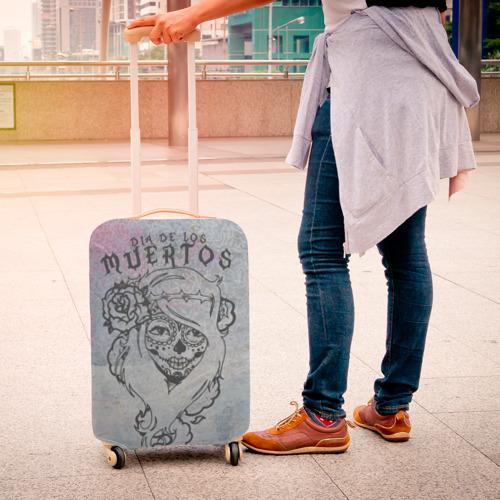 Чехол для чемодана 3D  Фото 04, Helloween