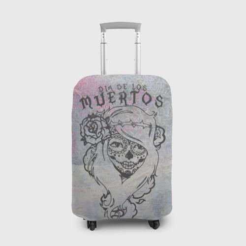 Чехол для чемодана 3D  Фото 01, Helloween