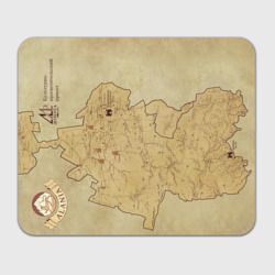 Карта Алании