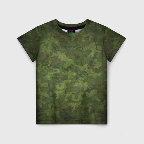 Детская футболка 3D Текстура 110 фото