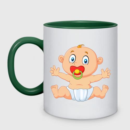 Малыш в животике