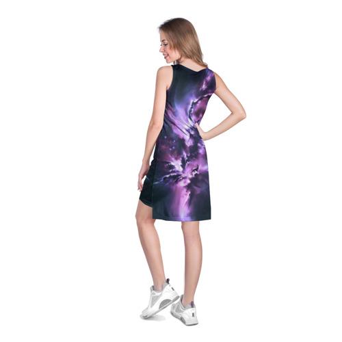 Платье-майка 3D  Фото 04, Space