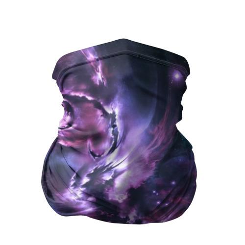 Бандана-труба 3D Space Фото 01