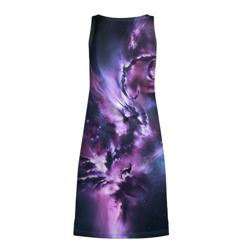 Платье-майка 3D  Фото 02, Space