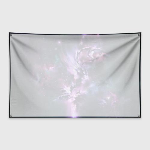 Флаг-баннер Space Фото 01