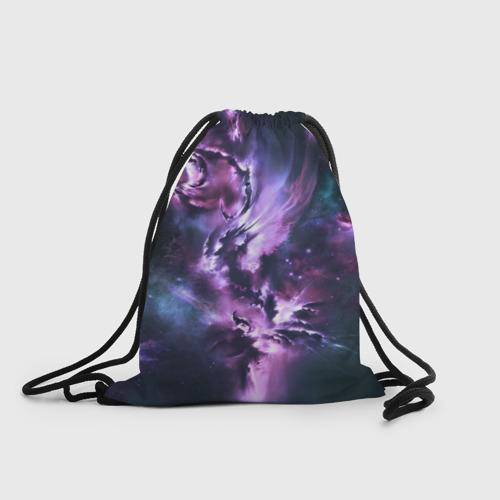 Рюкзак-мешок 3D Space Фото 01