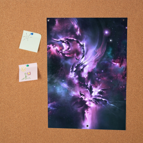 Постер Space Фото 01