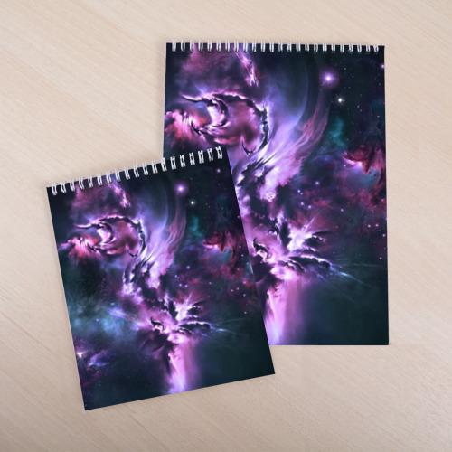 Скетчбук Space Фото 01
