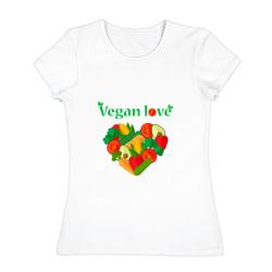 Vegan love - интернет магазин Futbolkaa.ru