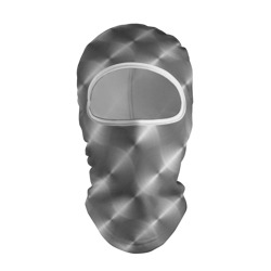 Круговой металлический узор