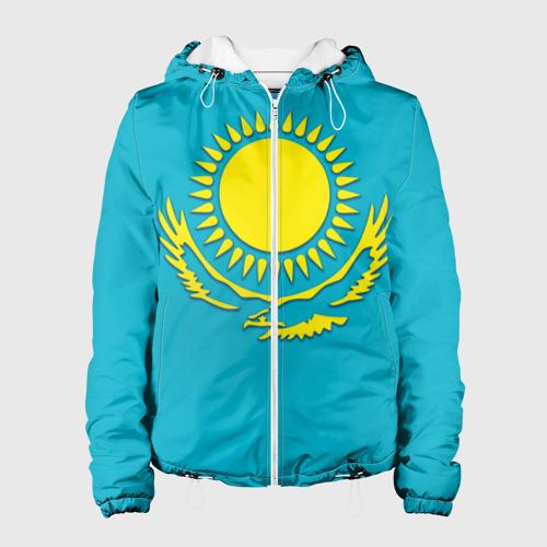Женская куртка 3D Казахстан Фото 01