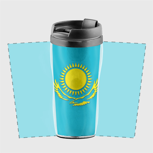 Термокружка-непроливайка  Фото 02, Казахстан
