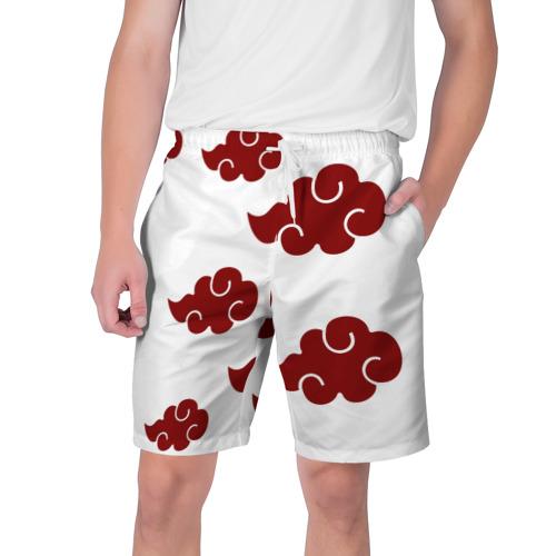 Мужские шорты 3D Акацуки