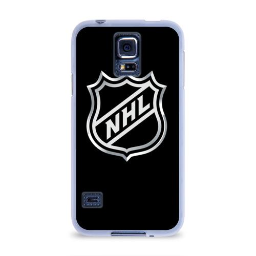 Чехол для Samsung Galaxy S5 силиконовый  Фото 01, NHL