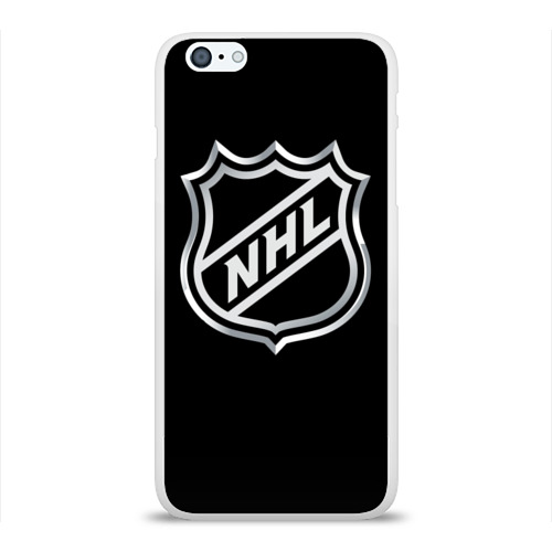 Чехол для Apple iPhone 6Plus/6SPlus силиконовый глянцевый  Фото 01, NHL