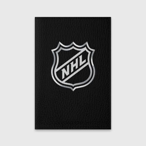 Обложка для паспорта матовая кожа  Фото 01, NHL