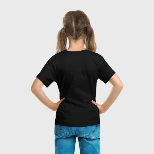 Детская футболка 3D Породистый жеребец Фото 01