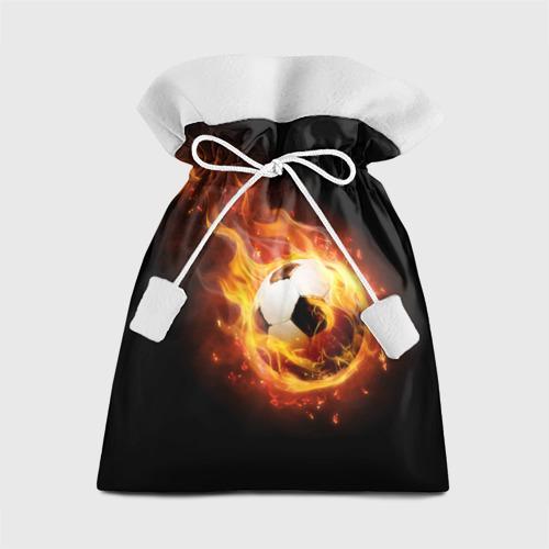 Подарочный 3D мешок Страсть к футболу Фото 01